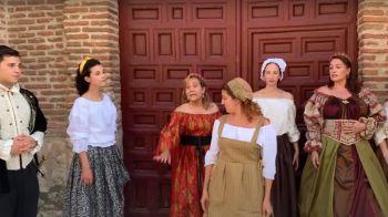 Móstoles ofrece la ruta cultural teatralizada 'Nuestra Señora de los Santos'