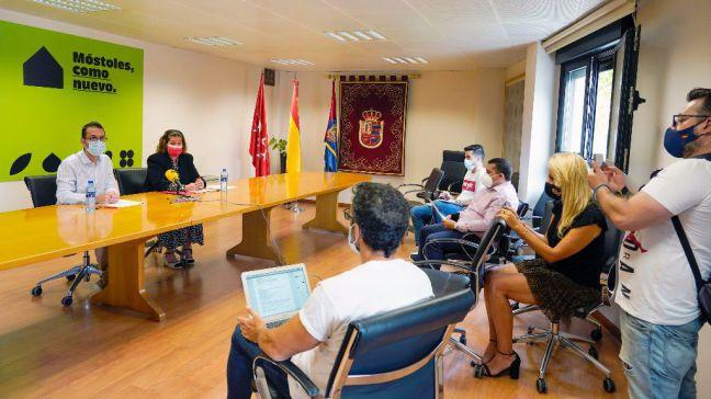 Móstoles destinará 900.000 euros a bonos sociales para ayudar a las familias afectadas por la crisis del coronavirus