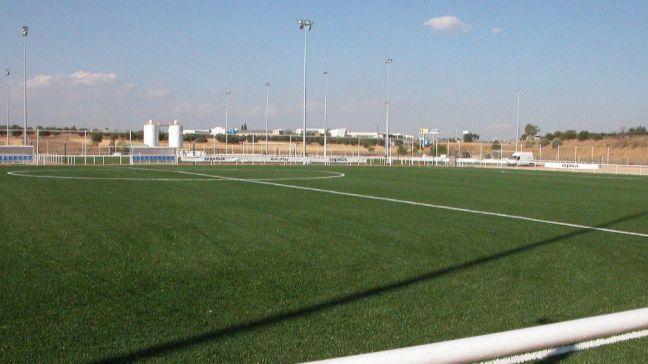 Cerca de 1,4 millones de euros para la remodelación integral de los campos de fútbol Iker Casillas