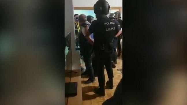 Detenido en Madrid el 'Pollo Carvajal', exgeneral chavista fugado