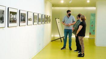La exposición 'Es Sindicat' del fotógrafo Joan Forteza llega al Centro Sociocultural El Soto