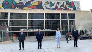 El Palacio de Congresos de Madrid albergará el nuevo edificio de la OMT