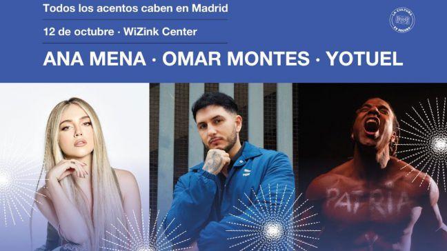 Festival Hispanidad 2021: Programación cultural de la Comunidad de Madrid
