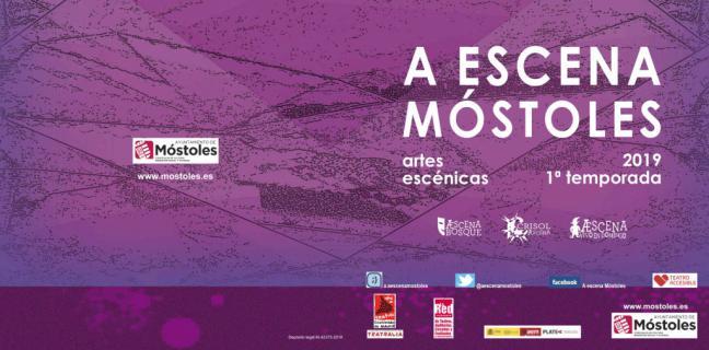 A Escena Móstoles 2019 presenta 56 espectáculos hasta el próximo mes de junio