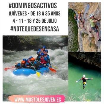 Abierto el plazo de inscripción para las actividades de verano para familias y jóvenes en Móstoles
