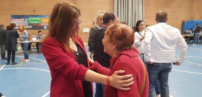 Resultados de las Elecciones Generales 2019 en Móstoles