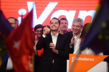 Aguado: 'Gabilondo es uno más de los que callan mientras Sánchez pacta con el PNV y Bildu en Navarra'