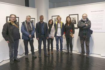 Hasta el 22 de abril se puede ver en el Centro Cultural Villa de Móstoles la exposición colectiva 'Diez miradas al abandono'