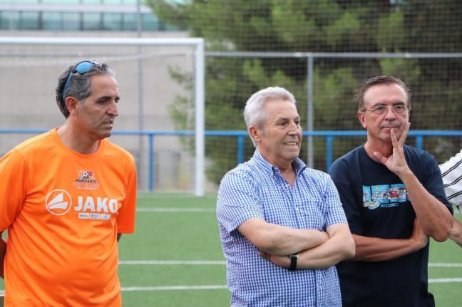 Arranca la pretemporada del primer equipo del C.D. Móstoles URJC