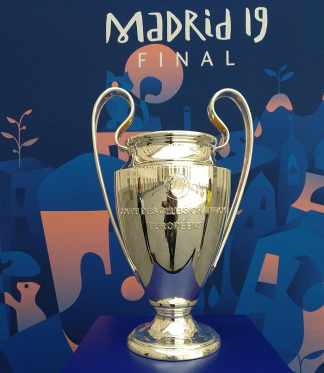 La Copa de la Champions League llega al Centro de Turismo Plaza Mayor