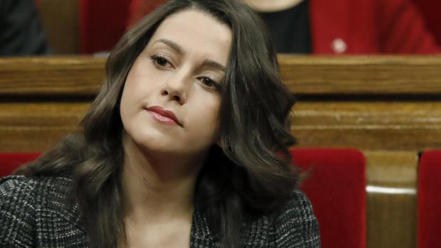 Arrimadas: 'Voy a presentar mi candidatura a las primarias para ser la candidata por Barcelona a las próximas elecciones generales'