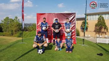 Móstoles estará representado en el Campeonato de España de FootGolf