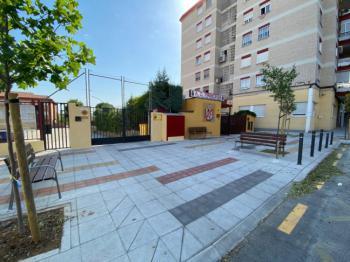 Finalizadas las obras de remodelación de la calle Francisco Javier Sauquillo