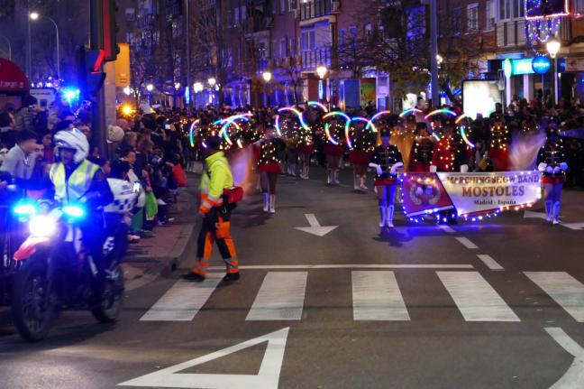 El Plan Integral de Navidades en Convivencia de la Policía Municipal de Móstoles se salda con un balance positivo