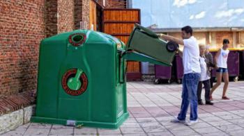El 100% de los establecimientos hosteleros de Móstoles reciclan sus residuos de envases de vidrio