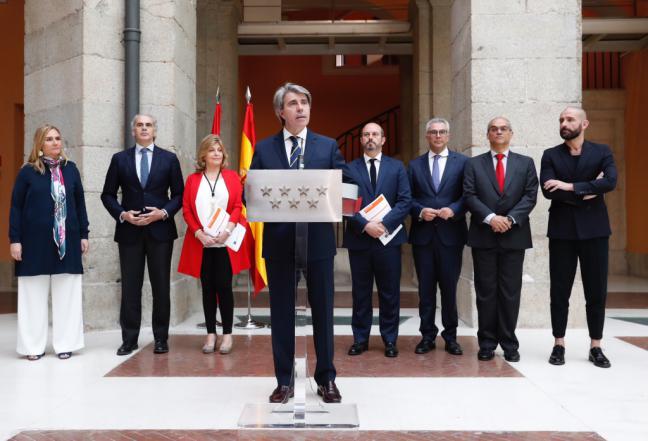 La tasa de paro de la Comunidad de Madrid baja casi un punto en el último año