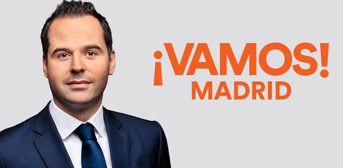 """Aguado: """"Madrid no puede ser un feudo de Sánchez"""""""