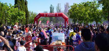 Móstoles celebró `Día del Deporte´ con más de 4.000 personas