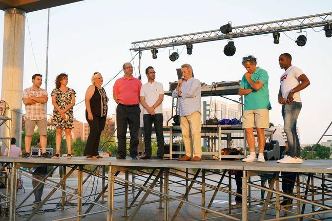Móstoles Sur celebró este fin de semana las fiestas del barrio