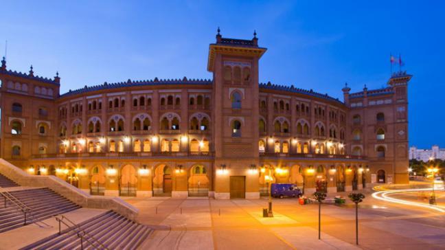 La plaza de toros de Las Ventas acoge una exposición sobre La Tauromaquia de Goya